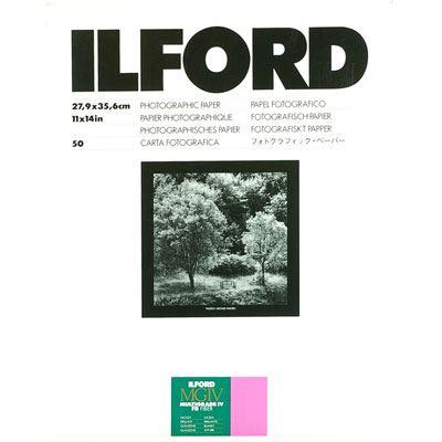 Image of Ilford MGFB1K 27.9x35.6cm 50 sheets