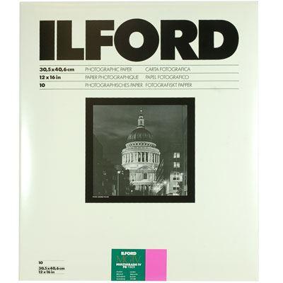 Image of Ilford MGFB1K 30.5x40.6cm 10 sheets