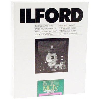 Image of Ilford MGFB5K 5x7 inch 100 sheets