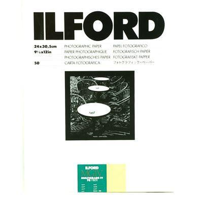 Image of Ilford MGFB5K 24x30.5cm 50 sheets