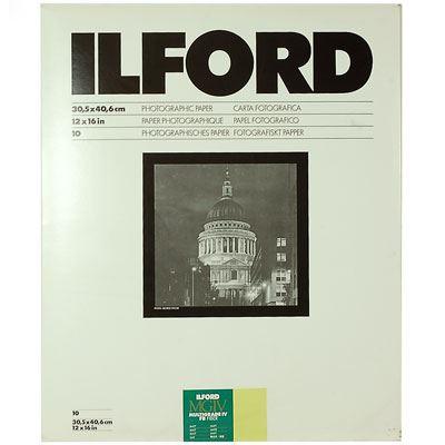 Image of Ilford MGFB5K 16x12 inch 10 sheets