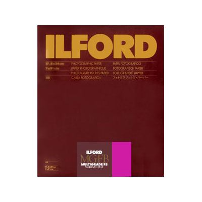 Ilford MGFBWT1K 24x30.5cm 50 sheets (Gloss)