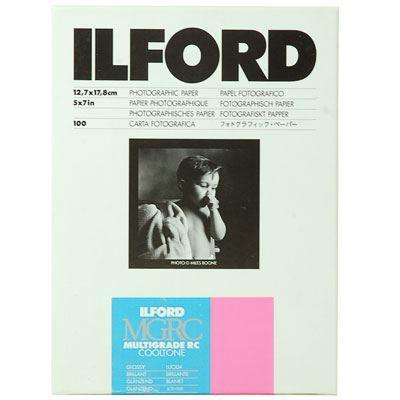 Ilford MGRCCT1M 7x5 inch 100 sheets 1951828