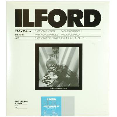 Ilford Multigrade RC Cooltone 20.3x25.4 (25)