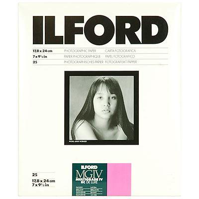 Ilford MG4RC1M 17.8x24cm 25 sheets 1770184