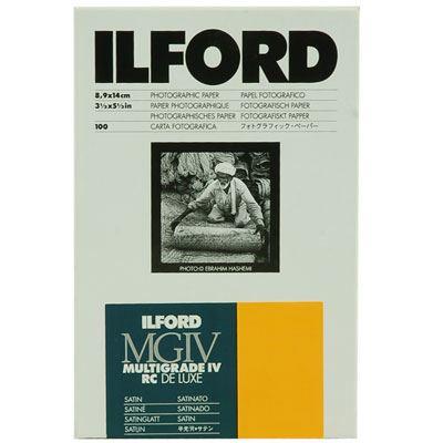 Ilford MG4RC25M 8.9x14cm 100 sheets 1771824