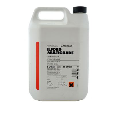 Ilford MULTIGRADE Developer  5L WLD