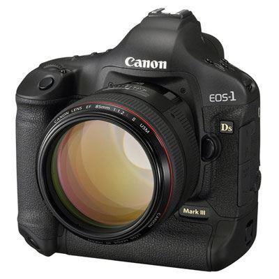 Canon EOS 1Ds MK III Digital SLR Camera Body