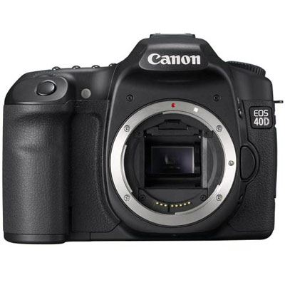 Canon EOS 40D Digital SLR Camera Body