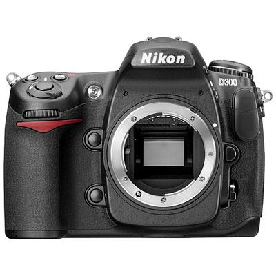Nikon D300 Digital SLR Camera Body