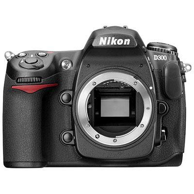 Nikon D300 Digital SLR Camera Body