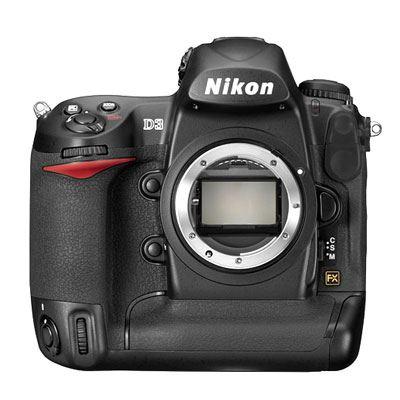 Nikon D3 Digital SLR Camera Body