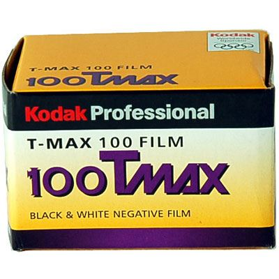 Kodak 100TMX 135 (24 exposure)