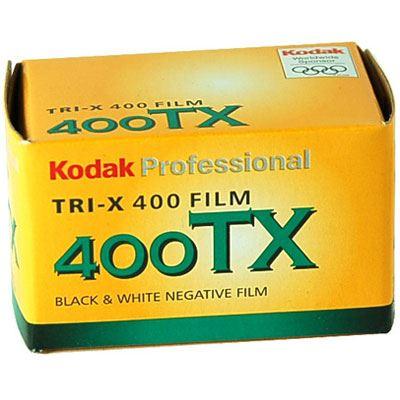 Kodak Tri-X TX 135 (36 exposure)