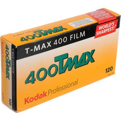 Kodak 400TMY 120 x 5