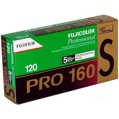 Fuji PRONS 120 pack of 5