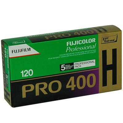 Fujifilm PRO 400H 120 pack of 5