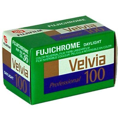 Fujifilm Velvia 100 135 (36 exposure)