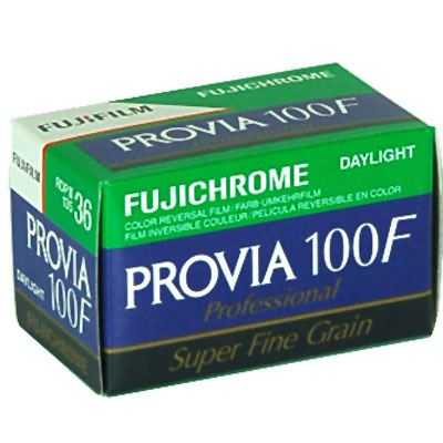 Image of Fujifilm Provia 100F 135 (36 exposure)
