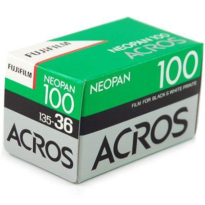 Image of Fuji Neopan Acros 100 135 (36 exposure)