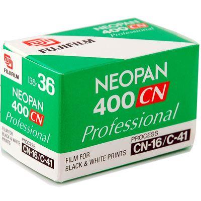 Fujifilm Neopan 400CN 135