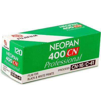 Image of Fujifilm Neopan 400CN 120