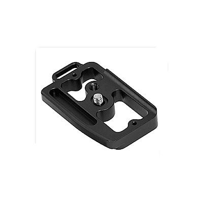 Kirk PZ120 Quick Release Camera Plate for Canon EOS 40D and 50D