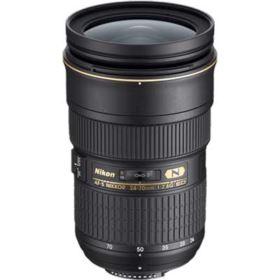 Nikon 24-70mm f2.8 G AF-S ED Lens