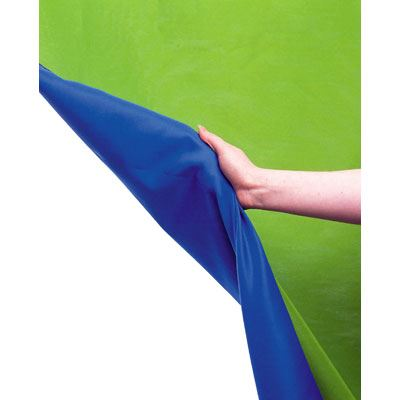 Lastolite Chromakey Reversible Curtain 3 x 3.5m -  Blue / Green