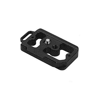 Kirk PZ-122 Quick Release Camera Plate for Nikon D300 and D300s