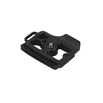 Kirk PZ123 Quick Release Camera Plate for Nikon D300 D300s and D700 with MBD10 grip