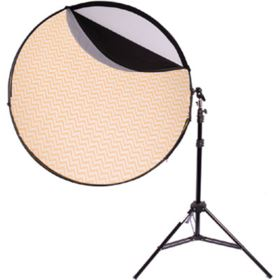 Interfit 5-in-1 42 inch Reflector Kit