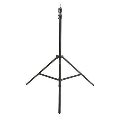 Image of Calumet Air Cushioned Light Stand 2.4m - Black