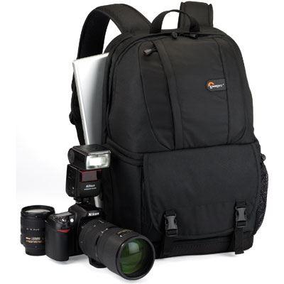 Lowepro Fastpack 250 Backpack - Black