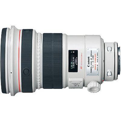 Canon EF 200mm f2.0 L IS USM Lens