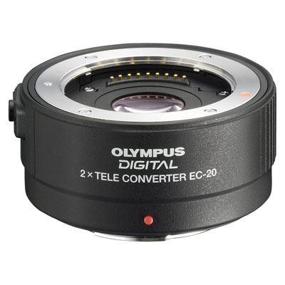 Olympus EC20 Teleconverter