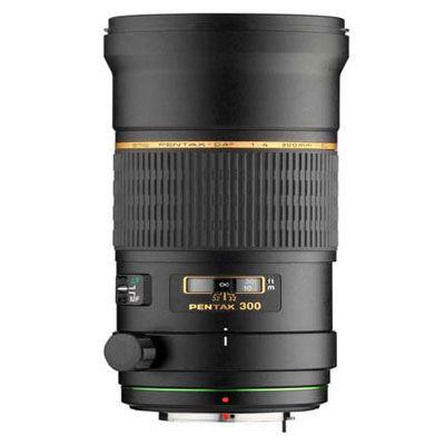 Pentax 300mm F4 DA* Lens