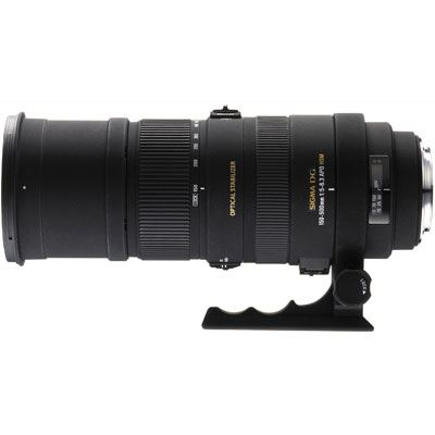 Sigma 150-500mm f5-6.3 DG OS HSM - Nikon fit