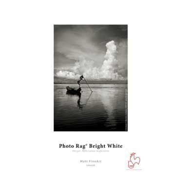 Hahnemuhle Photo Rag Bright White  310gsm 17inch Roll 12mtr