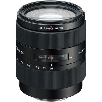 Sony A Mount 16-105mm f3.5-5.6 DT Lens
