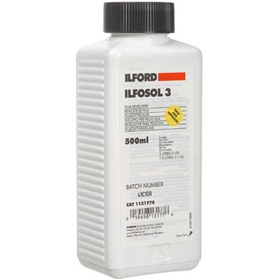 Image of Ilford Ilfosol 3 Developer 500ml