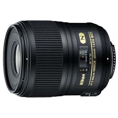 Nikon 60mm f2.8 G AF-S ED Micro Lens