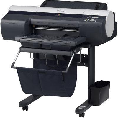 Canon IPF5100 17inch 12x Colour Pigment Ink Printer