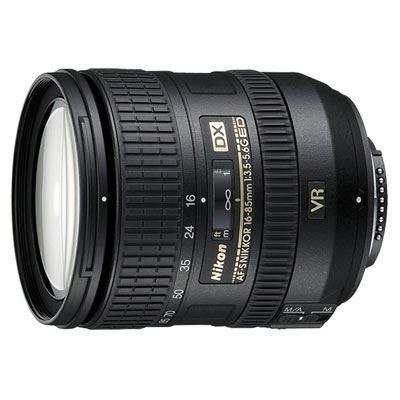 Nikon 16-85mm f3.5-5.6G VR ED AF-S DX Lens