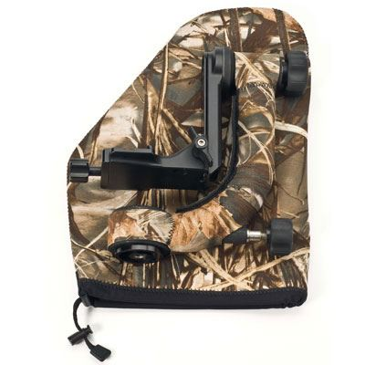 Image of LensCoat Gimbal Head Pouch - Realtree Advantage Max4 HD