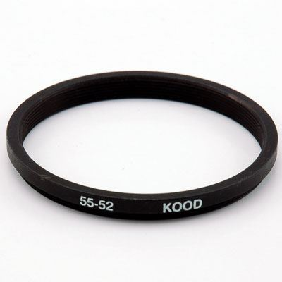 Kood Step-Down Ring 55mm - 52mm