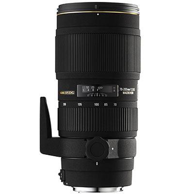 Sigma 70-200mm f2.8 APO EX DG Macro HSM II - Nikon Fit