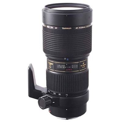 Tamron 70-200mm f2.8 Di LD SP AF (IF) Macro Lens – Canon Fit