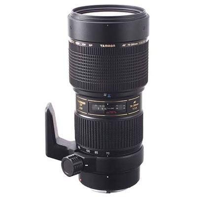 Tamron 70200mm F2.8 SP Di  Nikon Fit