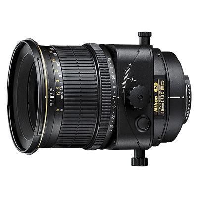 Nikon 45mm f2.8 D PCE Micro Nikkor ED Lens